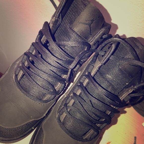 Nike Air Jordan Executive Triple Black